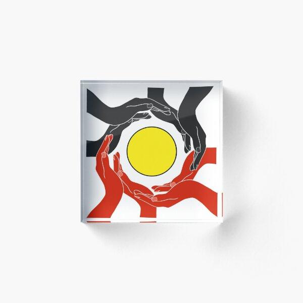 Heal Country 2021 Acrylic Block