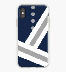 Bluecoats Uniform iPhone Case