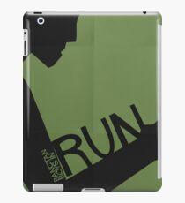 HYYH pt.2 x Saul Bass - Run iPad Case/Skin