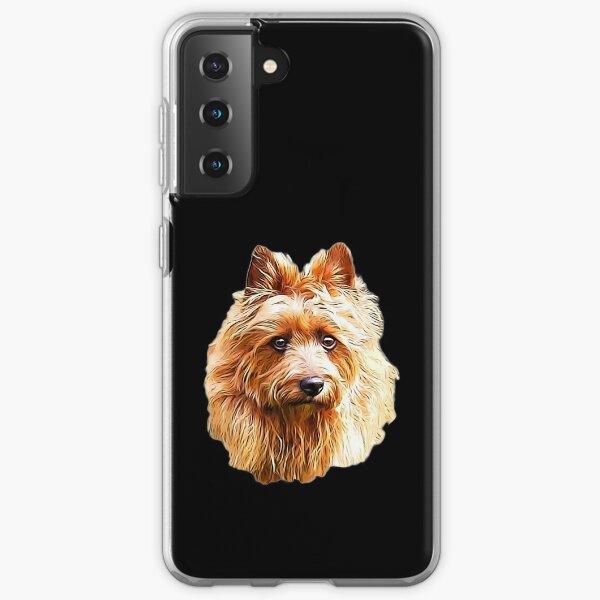 Australian Terrier Red  Samsung Galaxy Soft Case