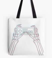 3D gaming 1st gen Tote Bag