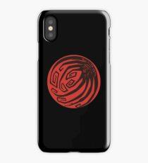 Ninetails Moon iPhone Case