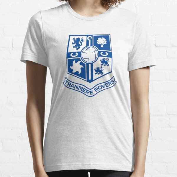 Super White Army Tranmere Rovers FC  Essential T-Shirt