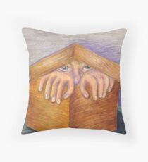The Illusionist Throw Pillow