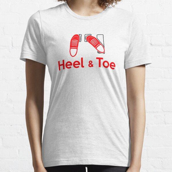 Ferse & Zehen (2) Essential T-Shirt