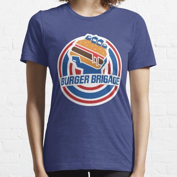 Burger Brigade Shirt Essential T-Shirt