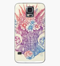 Corset Garden Case/Skin for Samsung Galaxy