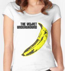 Velvet Underground Women's Fitted Scoop T-Shirt