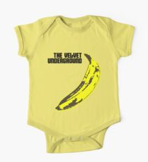 Velvet Underground One Piece - Short Sleeve