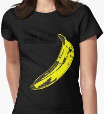 Velvet Underground Womens Fitted T-Shirt