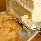 Cheese and Crackers by Belinda Osgood