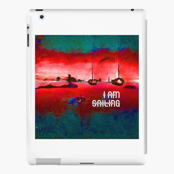 I AM SAILING iPad Snap Case
