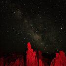 Milky Way at Mono Lake by Daniel Owens