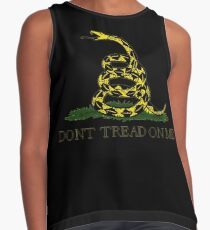Don't Tread On Me Contrast Tank