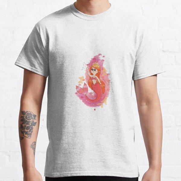 Leo Mermaid Classic T-Shirt