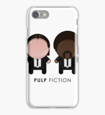 Pulp Fiction // Jules and Vincent iPhone Case/Skin