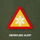 SnowFlake Alert by 73553