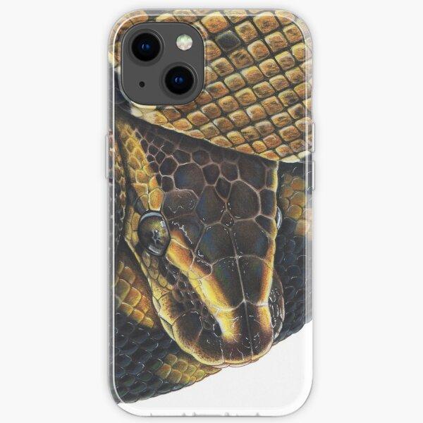 Ball Python iPhone Soft Case