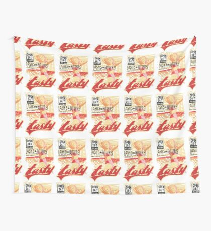 TASTY™ Vintage Swimsuit Pin-up Wall Tapestry