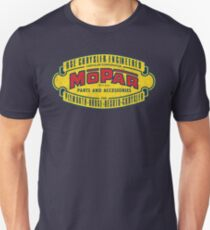 Mopar Parts and Accessories Unisex T-Shirt
