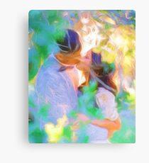 Eight Summer Weddings Part1  Canvas Print