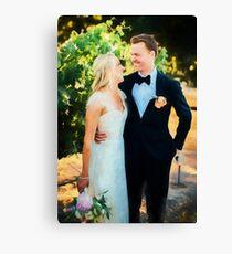 Eight Summer Weddings Part 2 Canvas Print