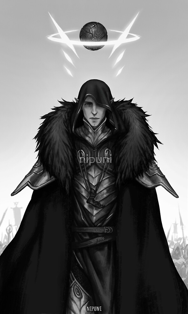 The Betrayer by nipuni