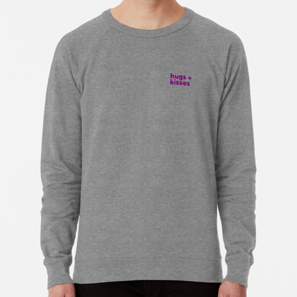 Purple Lightweight Sweatshirt