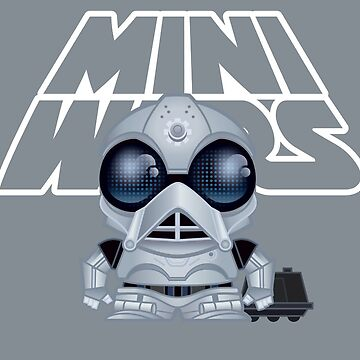 MiniWars: Death Star Droid w/MOUSE droid Loose by miniwars