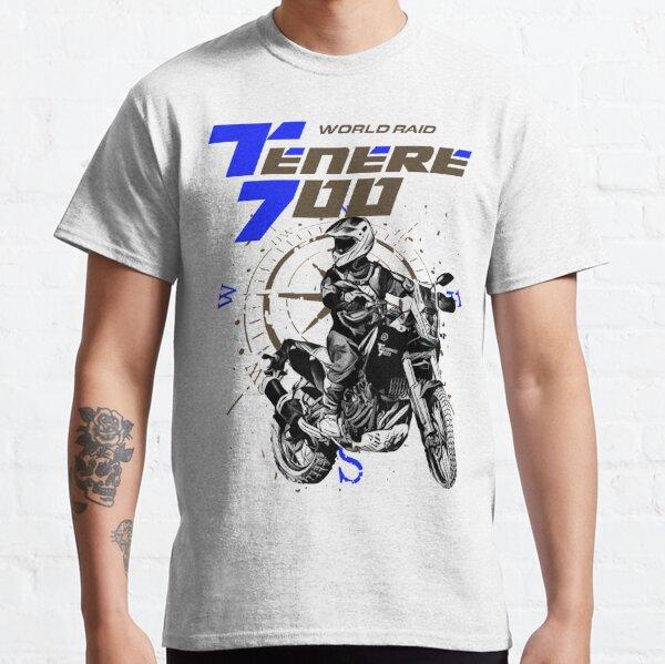 Yamaha Ténéré 700 T7 Camiseta clásica