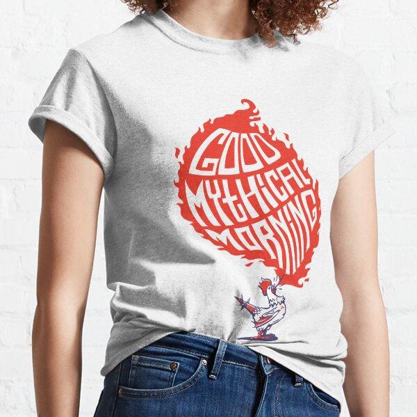 Good Mythical Morning Classic Logo Classic T-Shirt