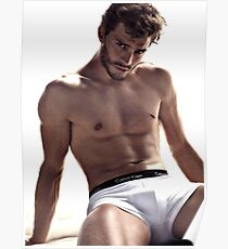 Jamie Dornan Shirtless Poster