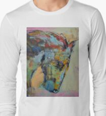 Horse Study Long Sleeve T-Shirt