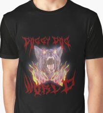Doggy Dog World Metal Band Graphic T-Shirt