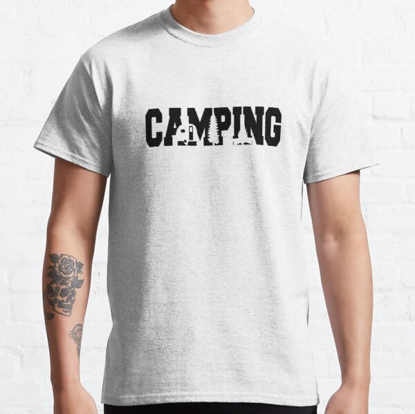 Camping Adventure Classic T-Shirt
