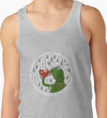 Kermit Sipping Tea (But that's none of my business) Tank Top