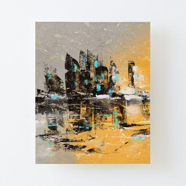 Jericho  Canvas Mounted Print