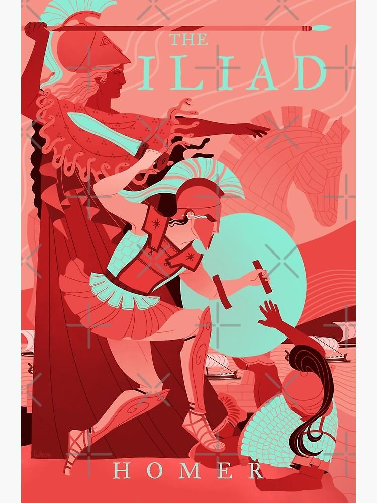 The Iliad by flaroh