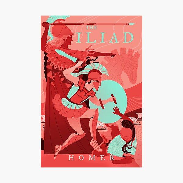 The Iliad Photographic Print