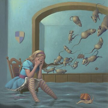 Alice's Pool of Tears by MARKELLIOTT