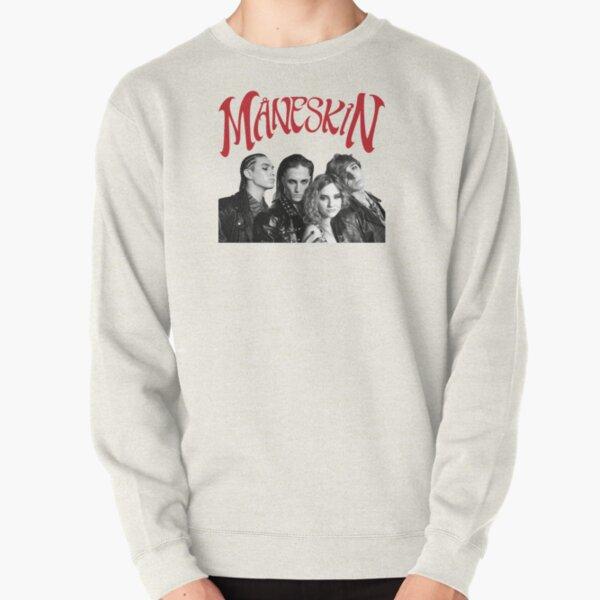 Måneskin rock band Maneskin Pullover Sweatshirt