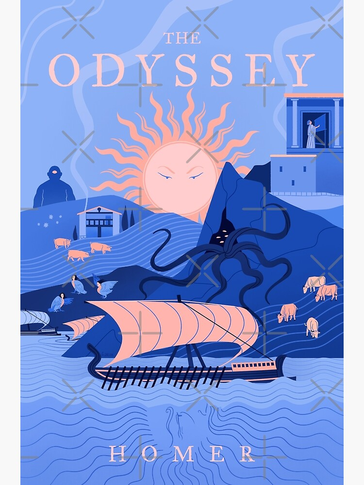 The Odyssey by flaroh