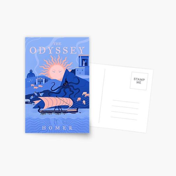 The Odyssey Postcard