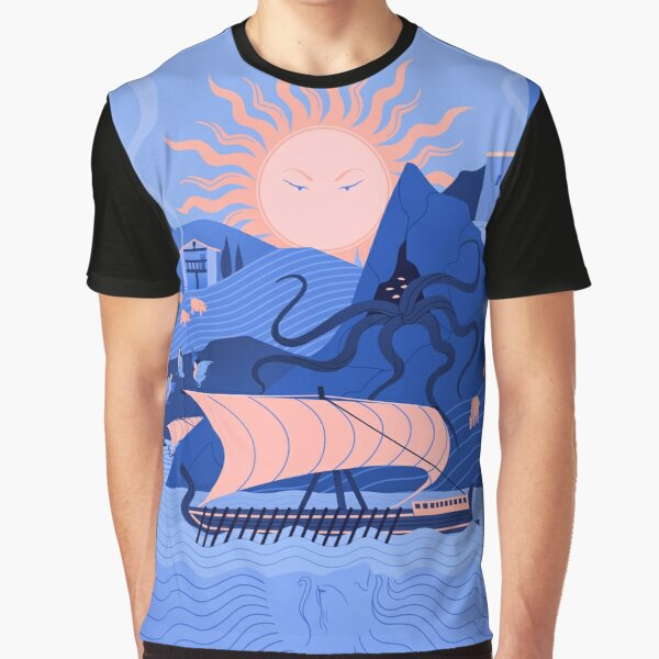 The Odyssey Graphic T-Shirt