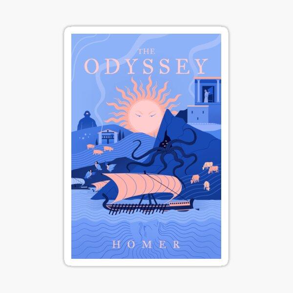 The Odyssey Sticker