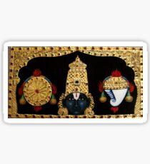 Lord Balaji  Sticker