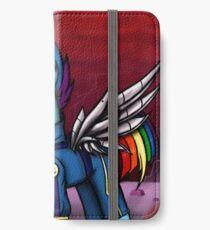 Rainbow Dash -war- iPhone Wallet/Case/Skin