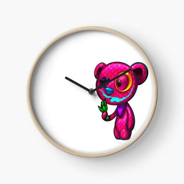 Bear Face x Tony Trip Clock