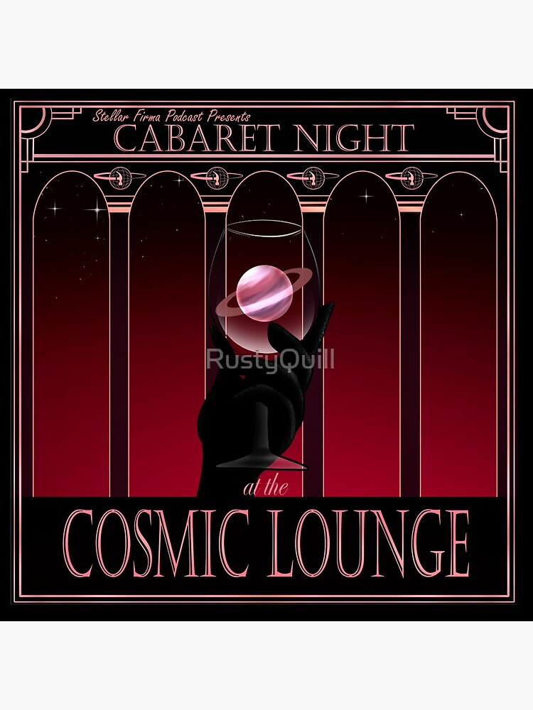 Cosmic Lounge Cabaret by RustyQuill