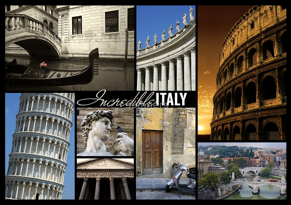 Incredible Italy by sumners